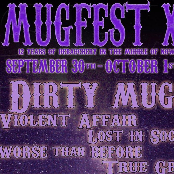 The Dirty Mugs Tour Dates