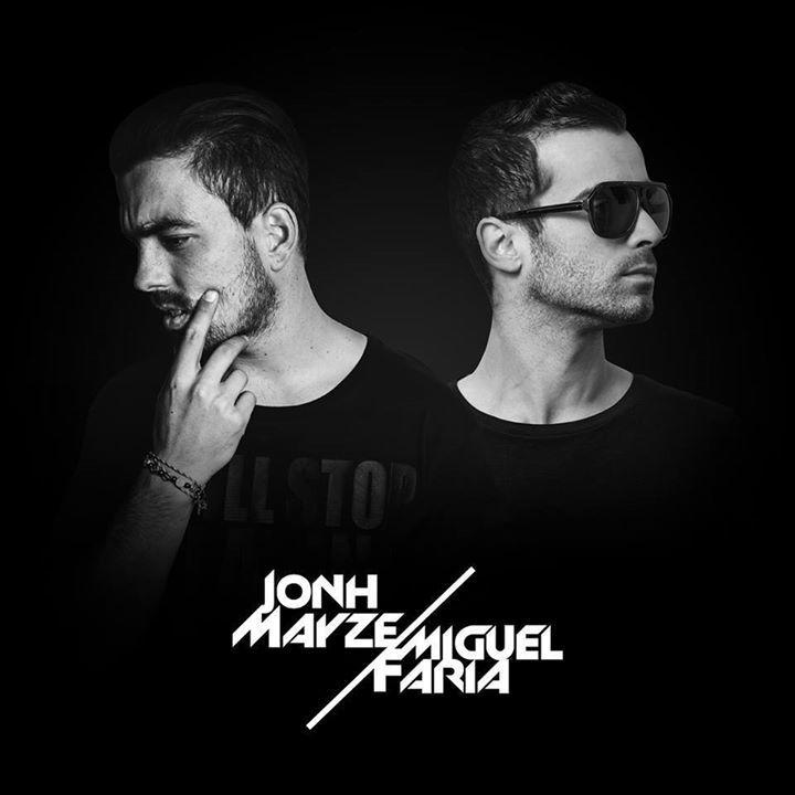 Jonh Mayze & Miguel Faria Tour Dates