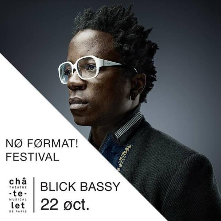 Blick Bassy Tour Dates