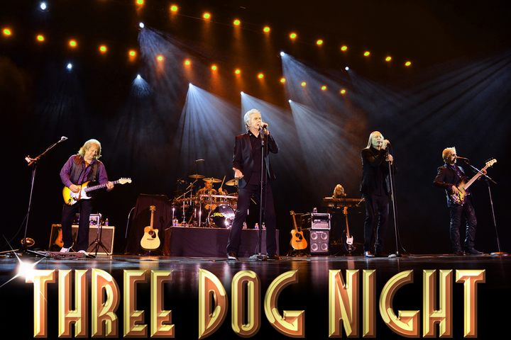 Three Dog Night @ Florida Theatre - Jacksonville, FL