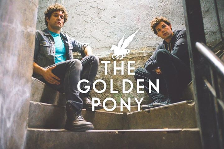 The Golden Pony Tour Dates