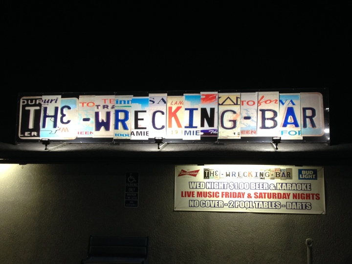 Unofficial: THE WORX BAND @ Wrecking Bar - Lemoore, CA