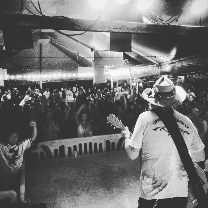 Dallas Moore @ The Little Longhorn Saloon  - Austin, TX