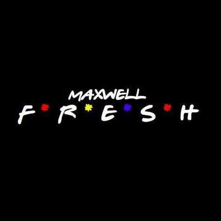 Maxwell Fresh Tour Dates