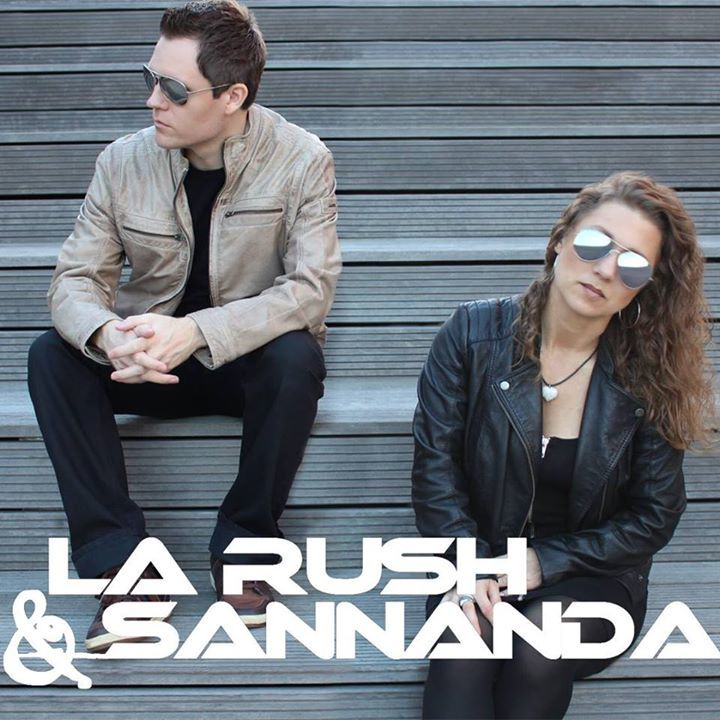 LA RUSH & SANNANDA Tour Dates