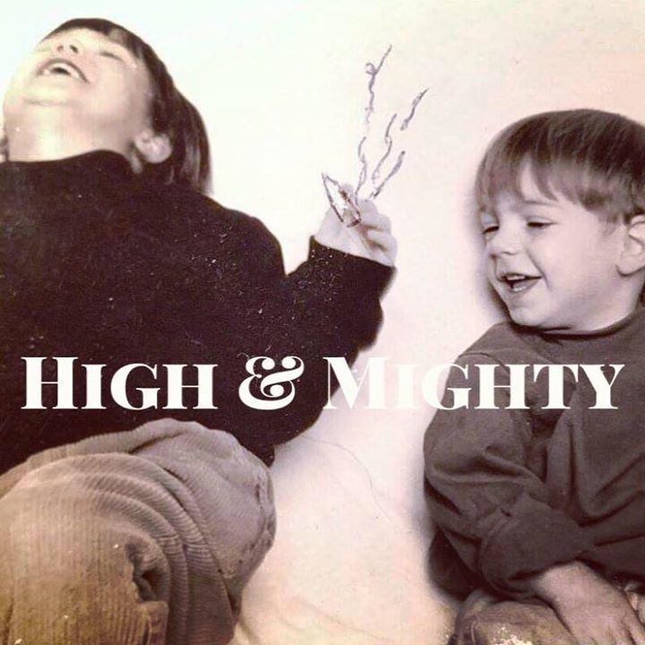 The High & Mighty Tour Dates