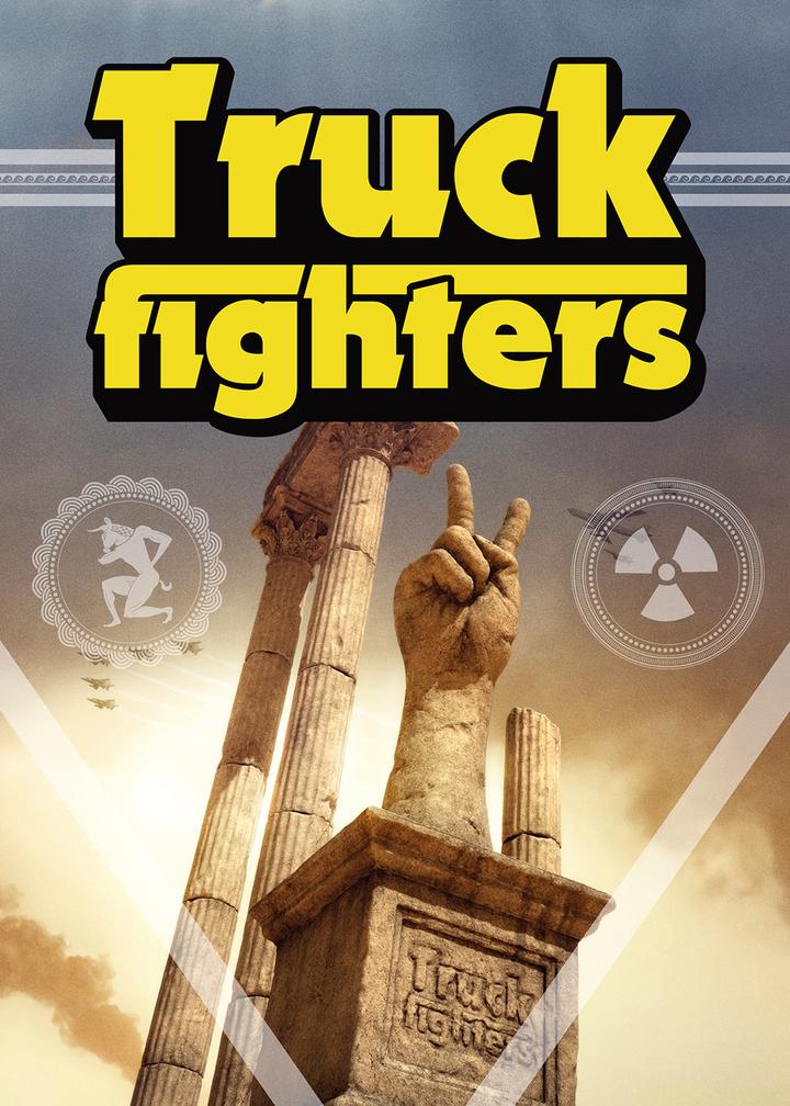 Truckfighters @ Petit Bain - Paris, France