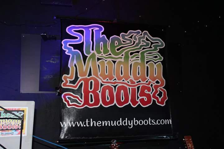 The Muddy Boots @ The Seven Stars - Winkleigh, United Kingdom
