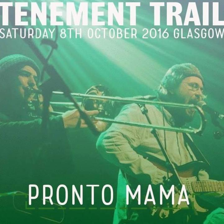 Pronto Mama Tour Dates