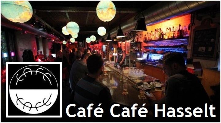 Kneels @ Café Café - Hasselt, Belgium