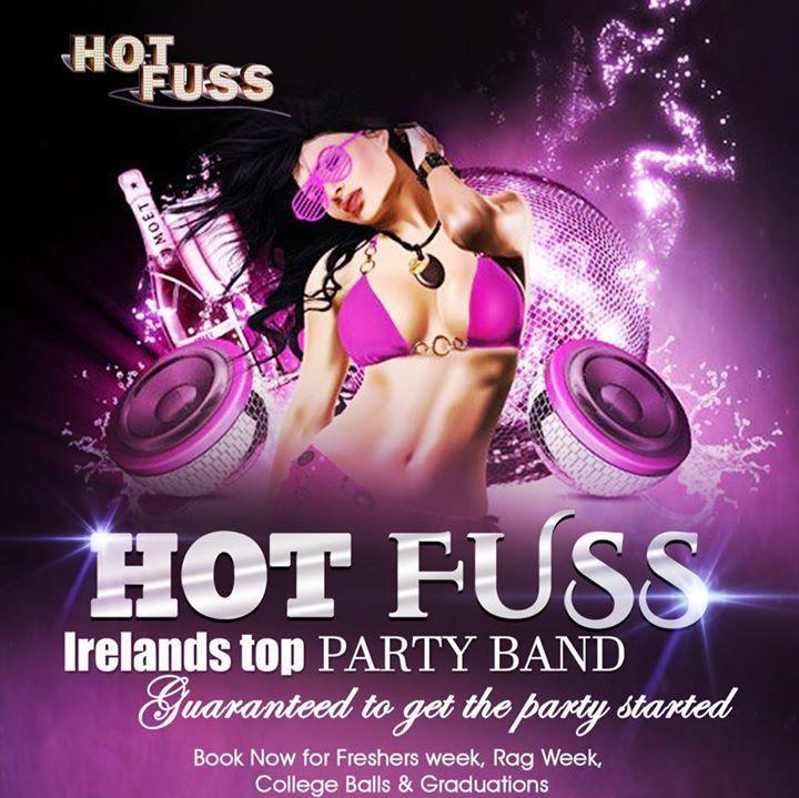 Hotfussband Tour Dates
