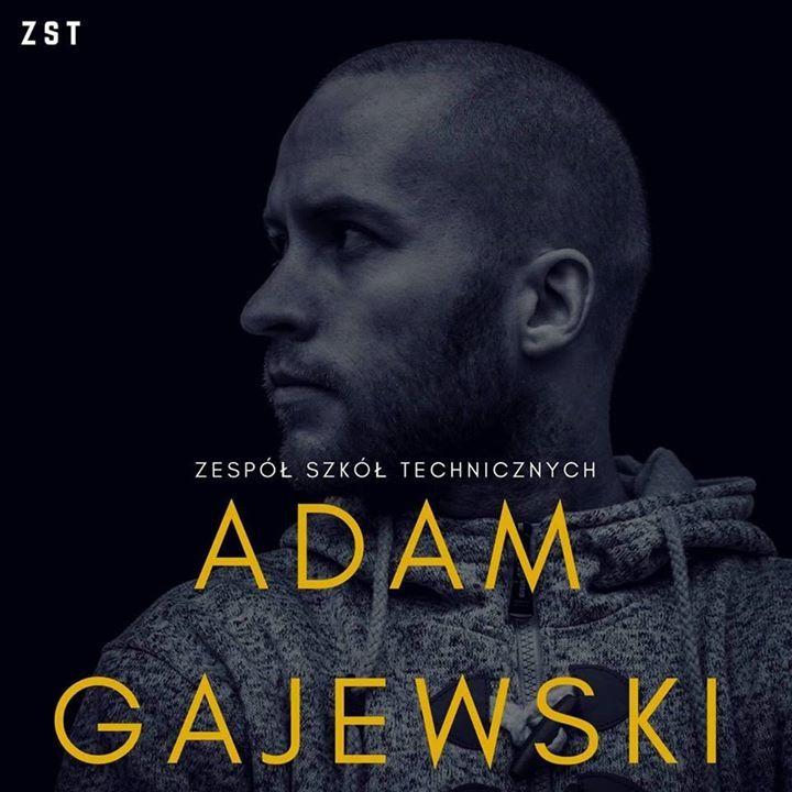 Adam Gajewski (OFFICIAL) Tour Dates
