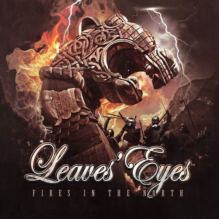 Leaves' Eyes Official @ Trees - Dallas, TX