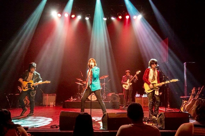 Satisfaction: The International Rolling Stones Show @ Cowichan Performing Arts Centre - Duncan, Canada
