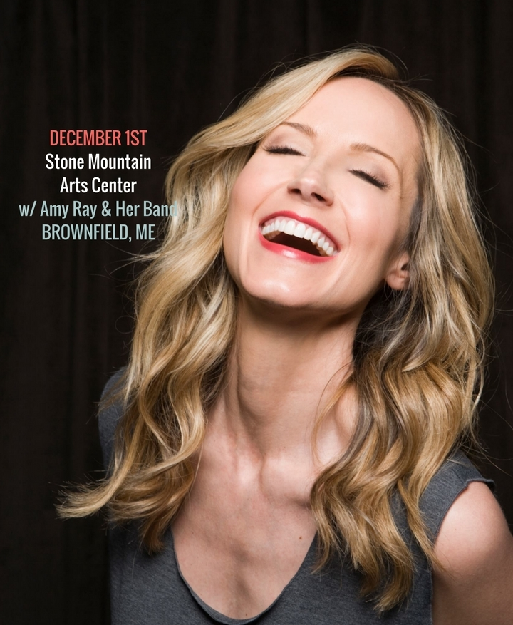 Chely Wright @ Stone Mountain Arts Center (w/ Amy Ray & Her Band) - Brownfield, ME