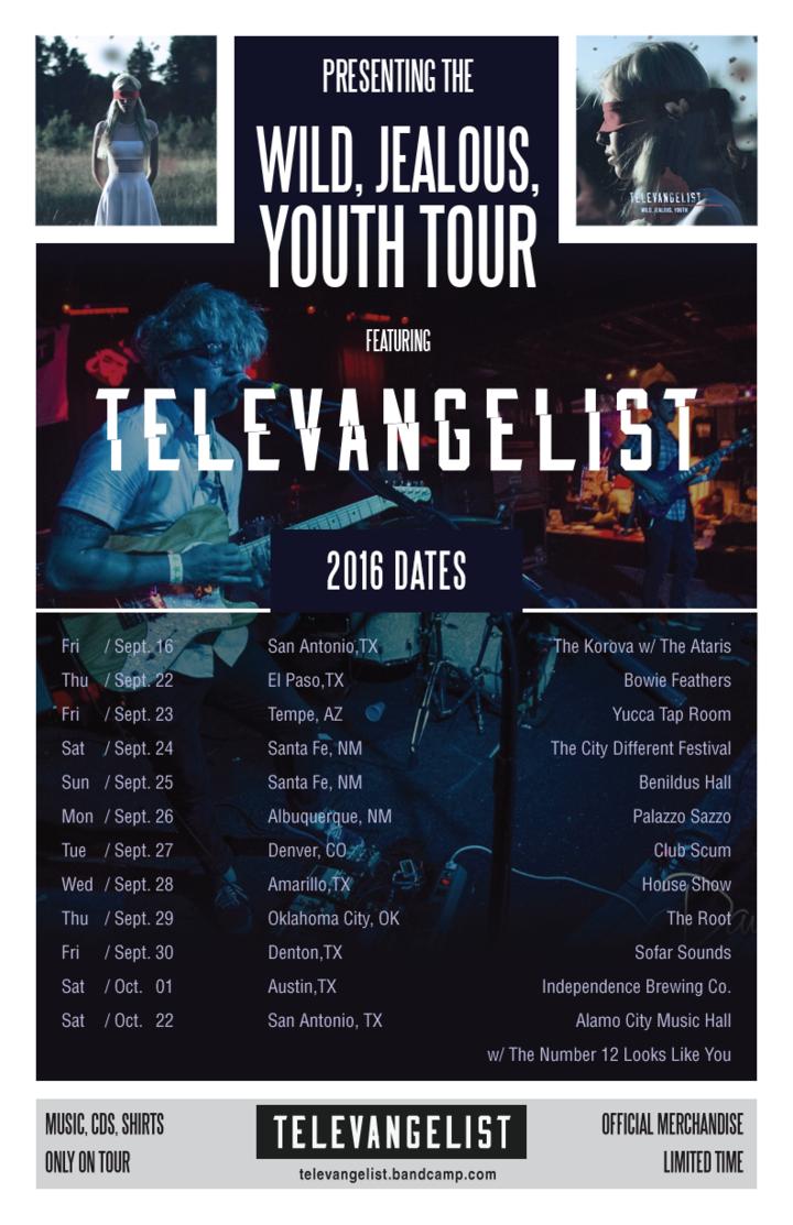 Televangelist Tour Dates