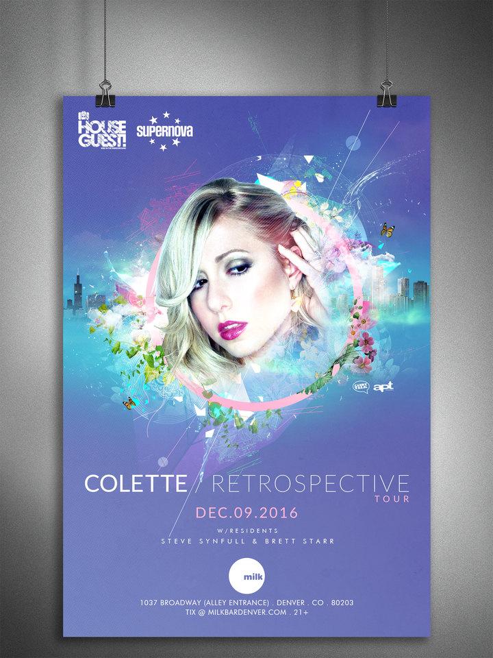 Colette @ Milk Bar - Denver, CO