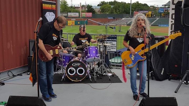 Diamond Edge Band @ Delta Dental Stadium - Manchester, NH