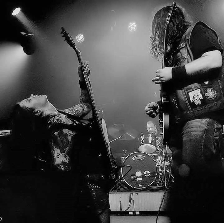 DEAD HAWKE Tour Dates