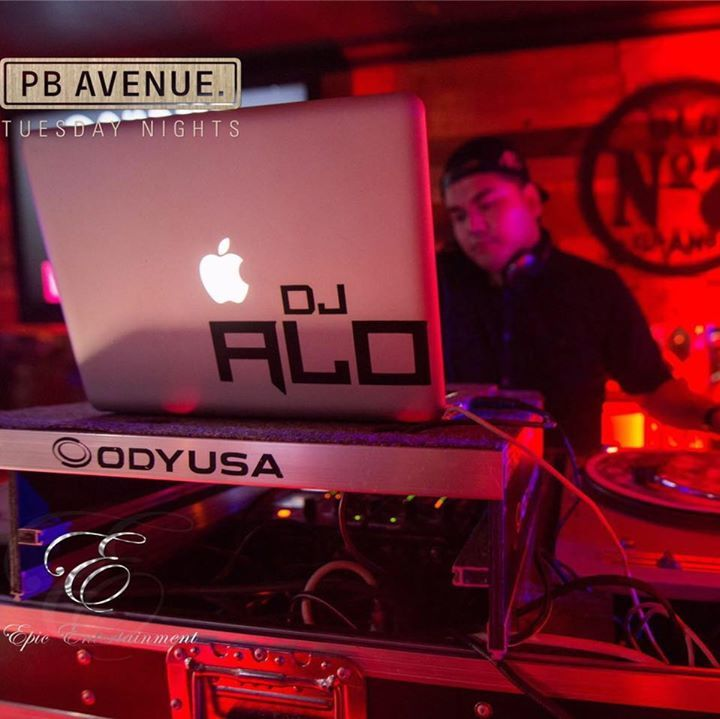 DJ Alo Tour Dates