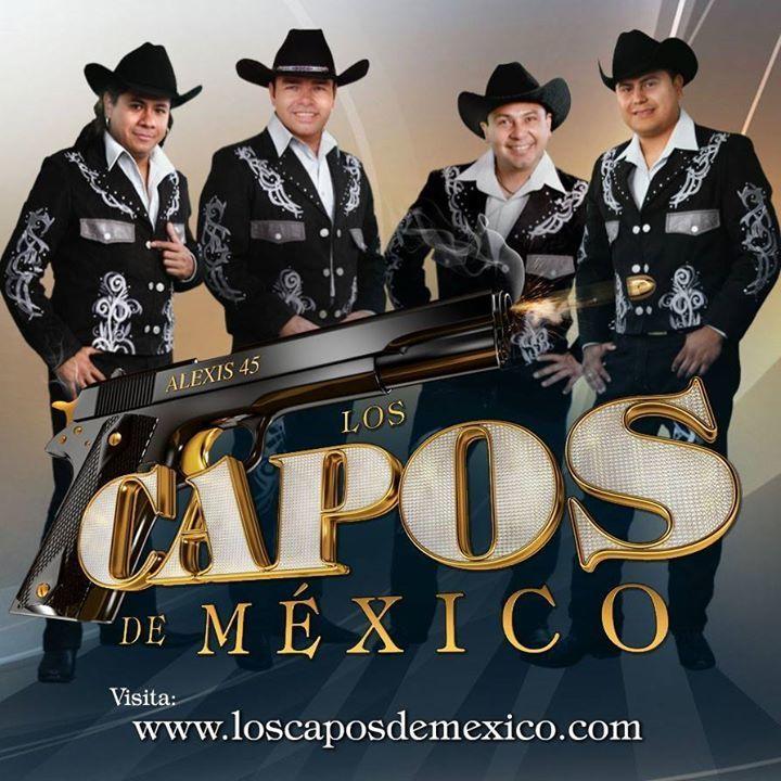 Los Capos De Mexico Tour Dates