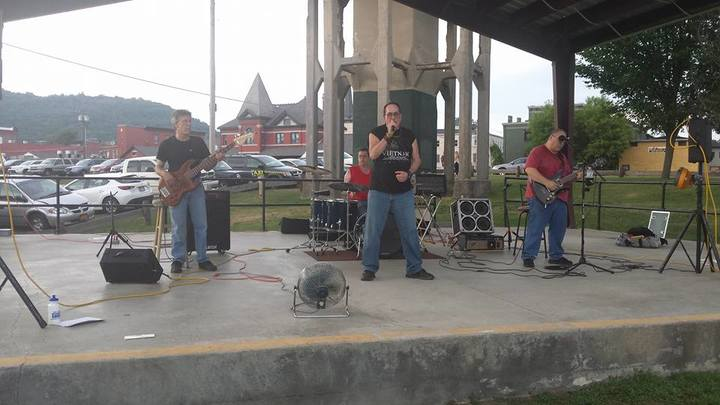 Side F/X Band N.Y. @ Port Jervis Foliage Festival - Port Jervis, NY