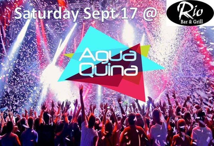 Agua Quina Tour Dates