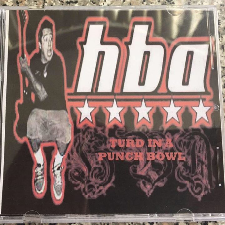 HBA (Hidden By Authority) Tour Dates