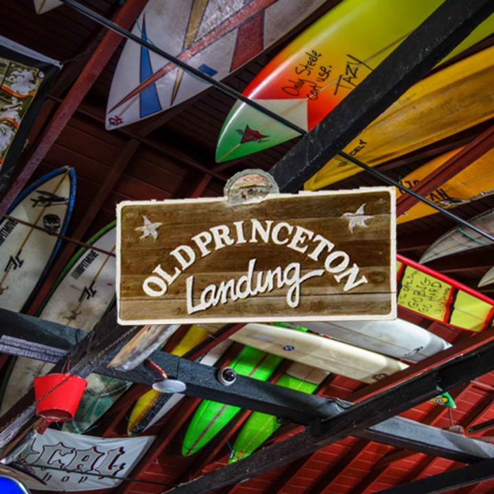 Modern Sons @ Old Princeton Landing - El Granada, CA