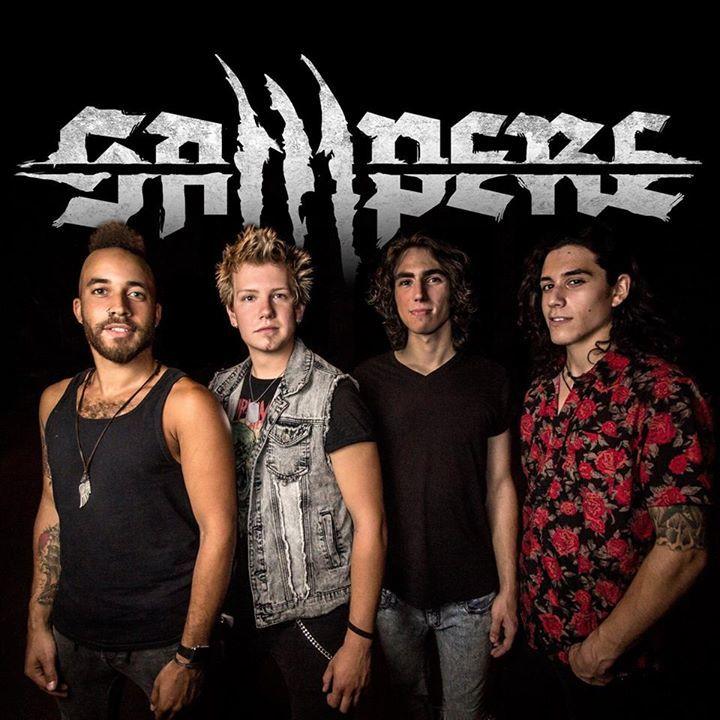 Sampere Tour Dates