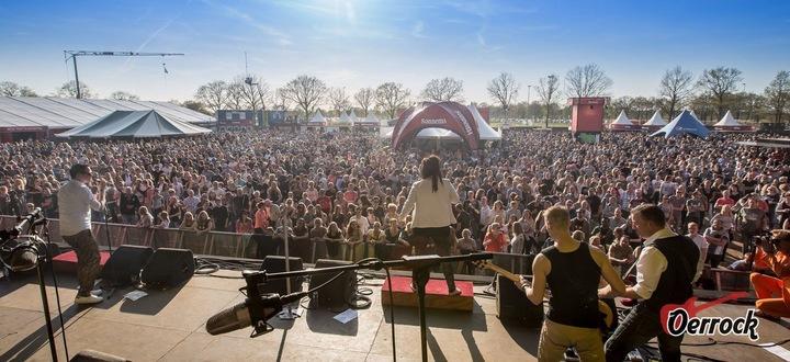 De Koffer @ Dorpsfeest Luxwoude - Luxwoude, Netherlands