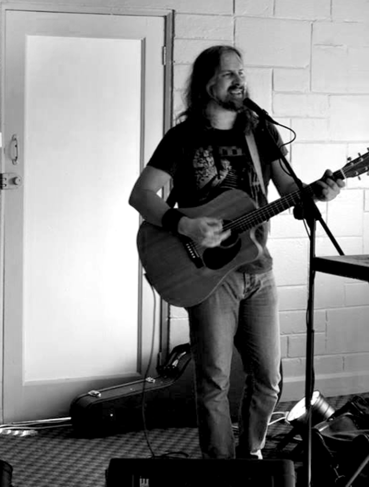 Nick Fletcher Musician @ Grand Hotel Warrandyte - Warrandyte, Australia