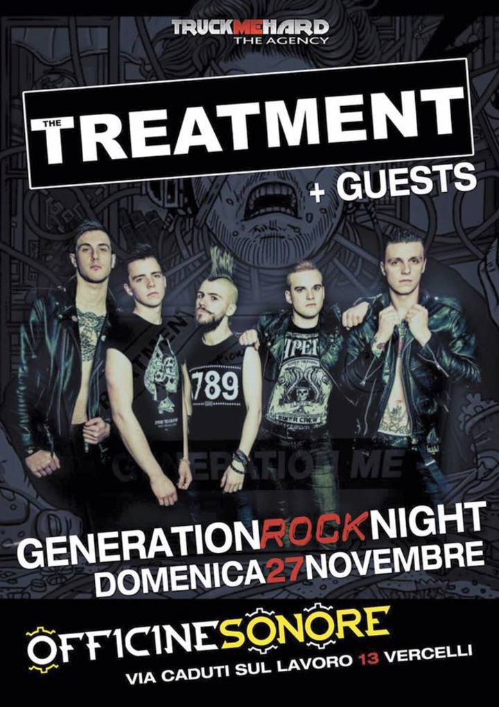 The Treatment @ Officine Sonore - Vercelli, Italy