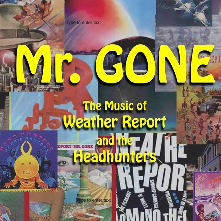 Mr. Gone Tour Dates