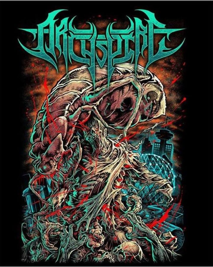 Archspire Tour Dates