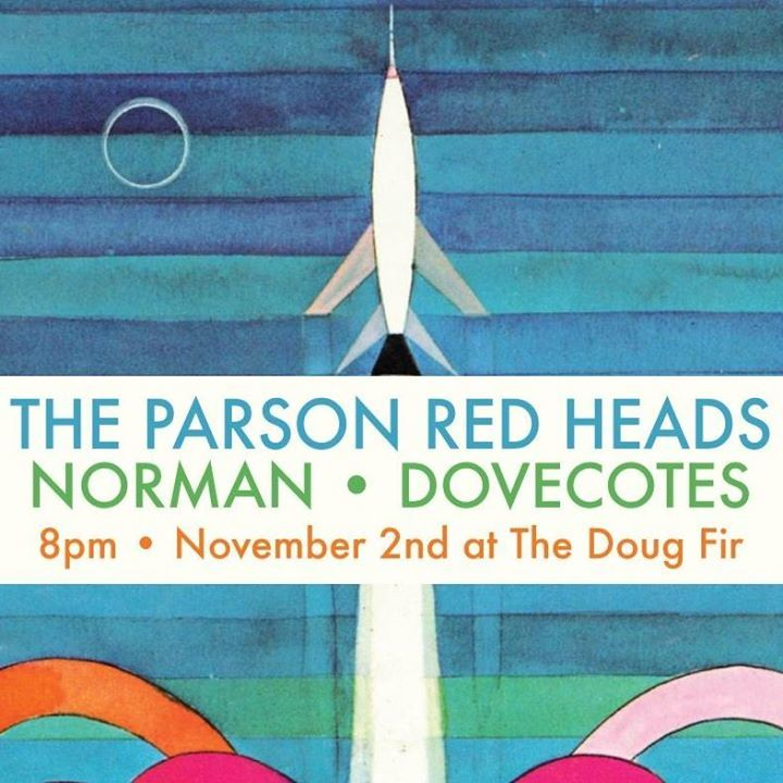 The Parson Red Heads Tour Dates