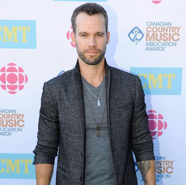 Chad Brownlee Music @ Grey Eagle Resort & Casino - Rocky View County, Canada