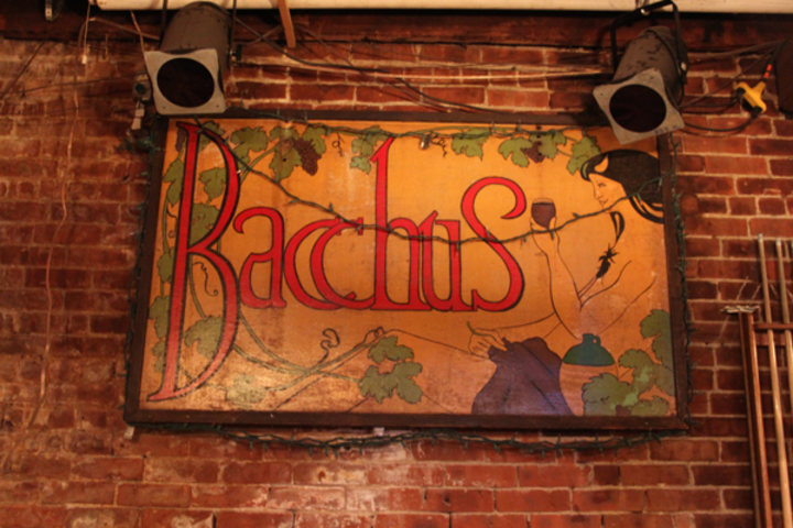Grampfather @ Bacchus - New Paltz, NY