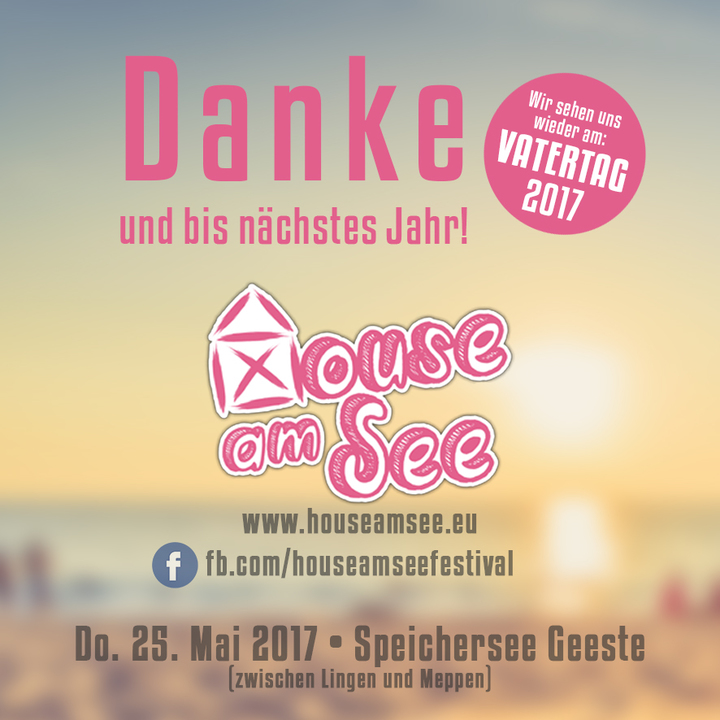Discofamily @ House Am See - Lingen, Germany