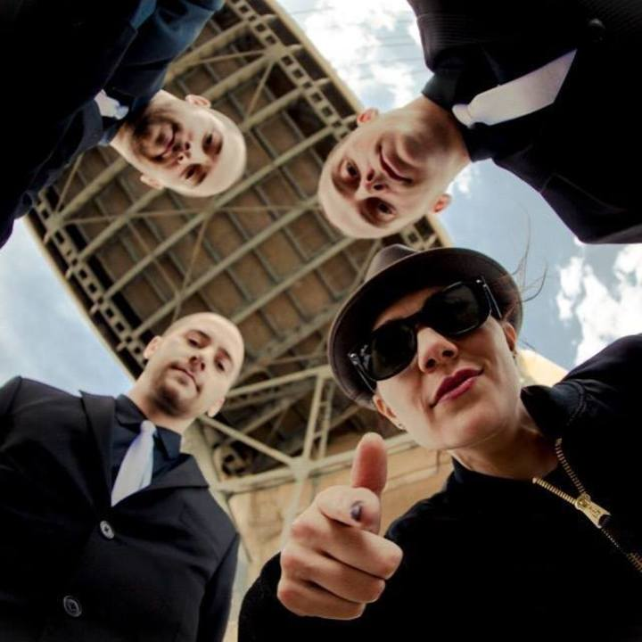 The Interrupters @ Vorst Nationaal - Brussels, Belgium