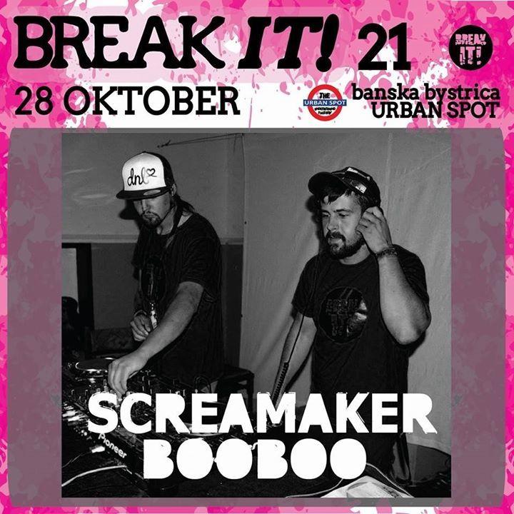 Boo Boo Tour Dates