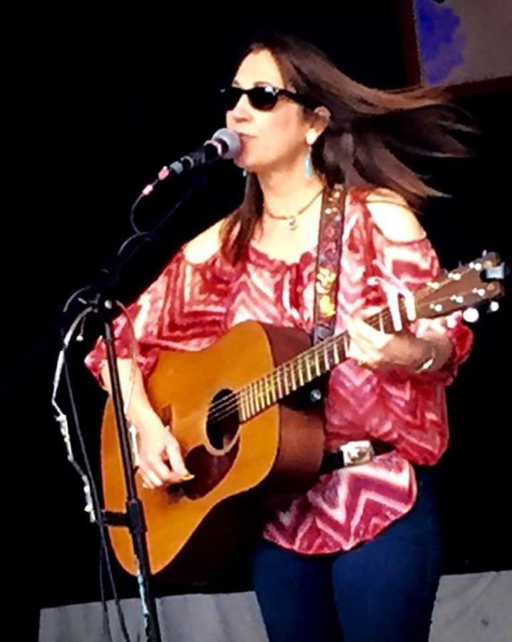Leslie Krafka @ Town in City Brewing Company - Houston, TX