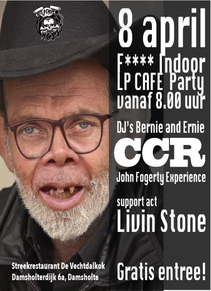 CCR-Revival @ de Vechtdalkok - Dalmsholte, Netherlands