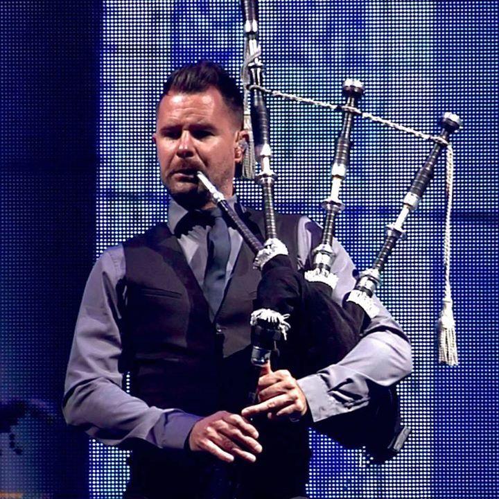 Anthony Byrne - Celtic Piper Tour Dates