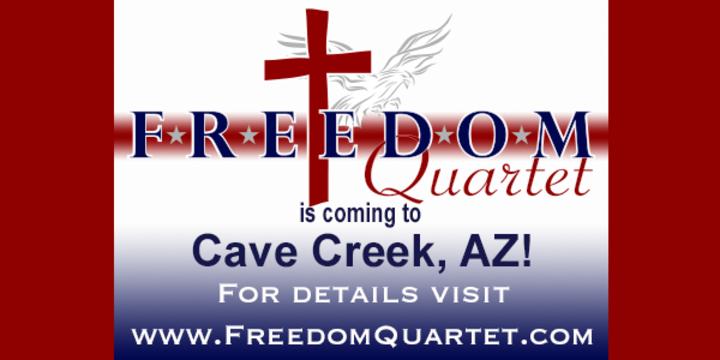 Freedom Quartet @ Black Mountain Baptist Church - Cave Creek, AZ