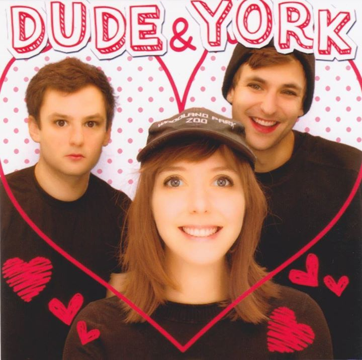 Dude York Tour Dates
