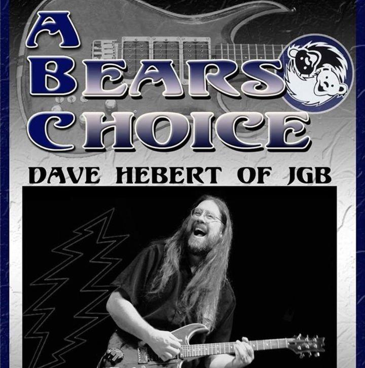 Dave A'Bear Tour Dates