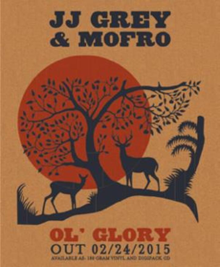 JJ GREY and MOFRO @ Cain's Ballroom - Tulsa, OK