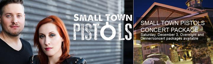 Small Town Pistols @ Deerhurst Resort - Huntsville, Canada