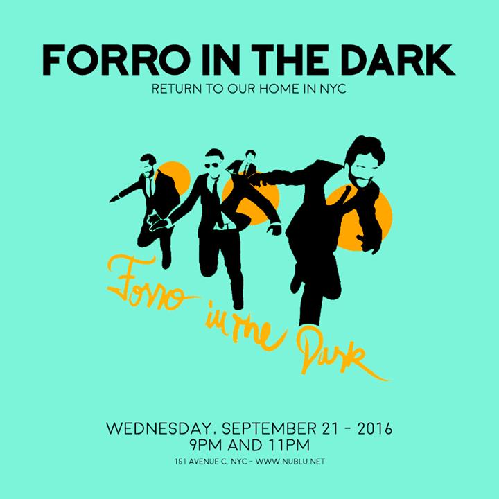 Forro in the Dark Tour Dates